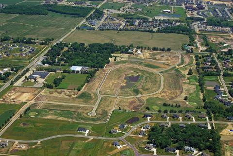Pioneer Pointe Neighborhood Development